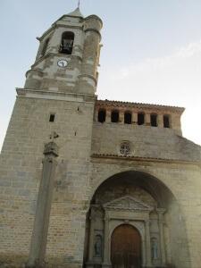 Lascuarre. La Asunción