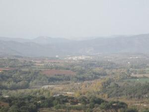 Capella, desde la Torre de los Moros