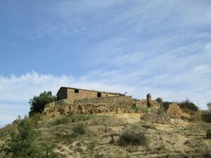 Mont de Roda. Casa Chironé