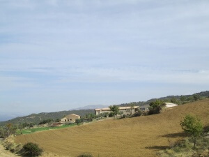 Mont de Roda. Casa Chordi