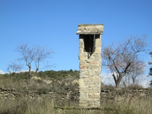 Camino de Castejón de Sobrarbe