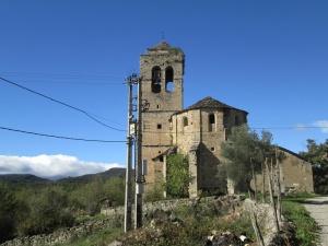 Castejón de Sobrarbe. La Asunción