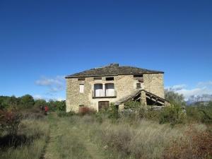 Zerollar. Casa d'a Sierra