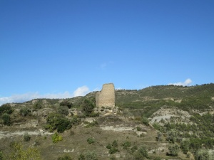 Arcusa. Torre del Castillo