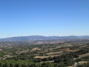Barbastro. Sierra de La Carrodilla