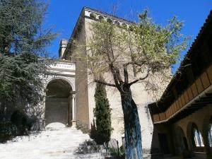 Graus. Basílica Virgen de la Peña