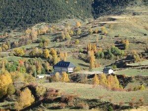 Cerler. Refugio militar de montaña
