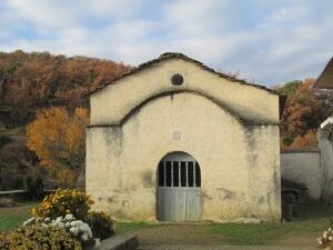 Luzás. Santa María