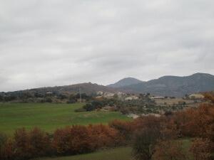 Al fondo, La Almunia de San Lorenzo