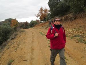 Camino de La Almunia de San Lorenzo