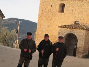 Ejep (Ixep). Caminantes de Alpargata