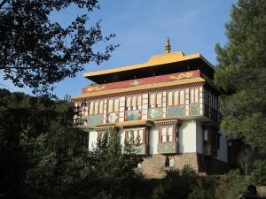 Templo Budista de Panillo. Shedra