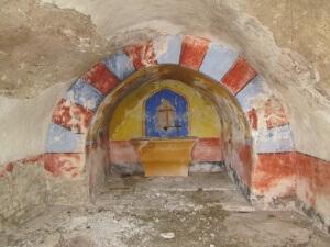 Pano. Ermita de San Vicente
