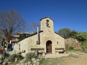 Caneto. Antigua capilla, hoy escuela