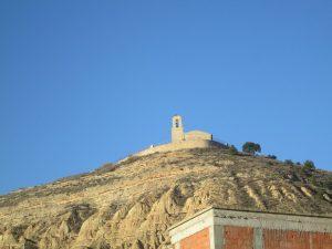 Ballobar. Ermita de San Juan Bautista
