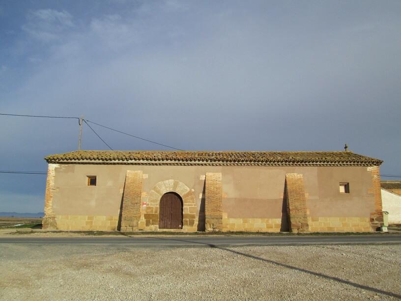 Berbegal. Ermita de San Gregorio
