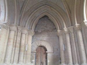 Berbegal. Puerta meridional acceso a Santa María La Blanca