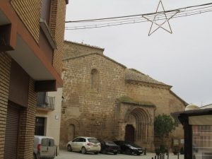 Berbegal. Santa María La Blanca