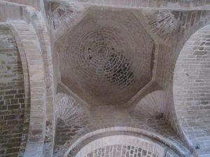 Santa María de Chalamera. Cimborrio sobre trompas