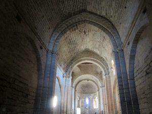 Interior San Martín de Chalamera