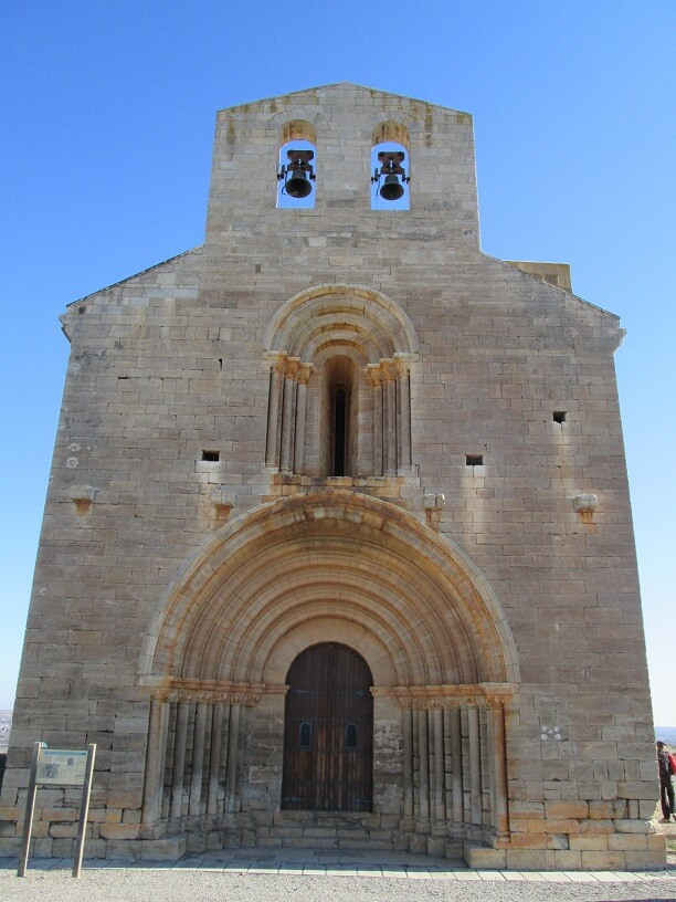Chalamera. Ermita de Santa María