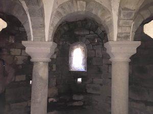 Cripta San Martín de Caballera