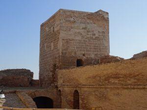 Castillo de Monzón. Torre Jaime I
