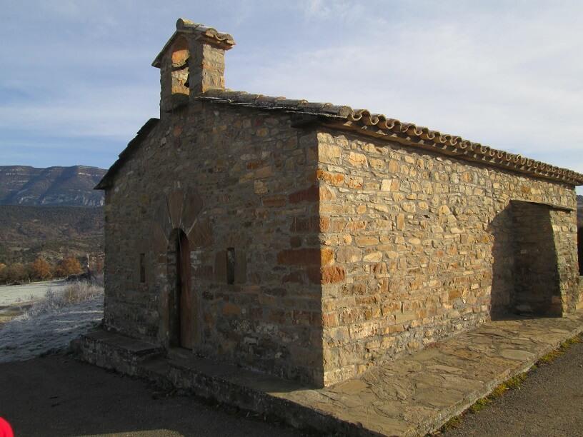 Humo de Rañín. Ermita de San Juan