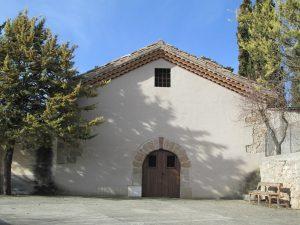 La Puebla de Castro. Santa María