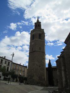 Barbastro. Torre de Campanas