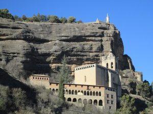 Graus. Basílica de la Virgen de la Peña