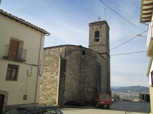 Rañín. Iglesia