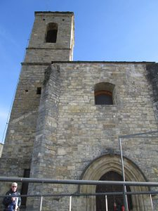 Rañín. Iglesia parroquial