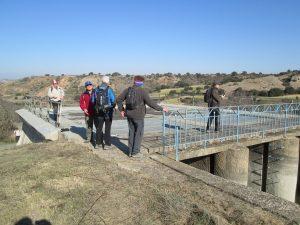 Visitando el Sifón del río Sosa