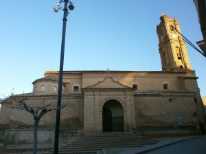Almunia de San Juan. San Pedro