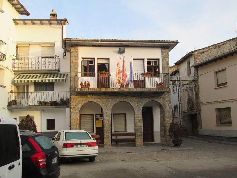 Tierrantona - Ayuntamiento