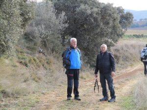 Camino de Caladrones una paradeta