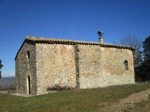 Estaña. Ermita La Virgen de Terrers