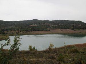Estaña. Laguna grande