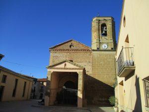 Estiche de Cinca. San Miguel
