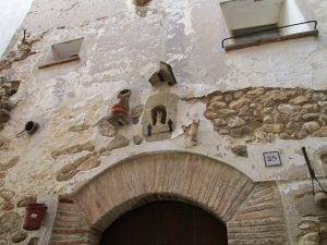 Baldellou. Original fachada