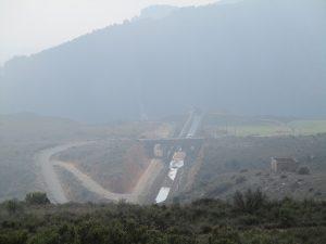 Santa Ana. Canal de Piñana
