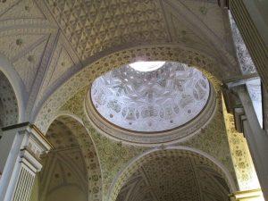 Peralta de la Sal. Interior iglesia parroquial