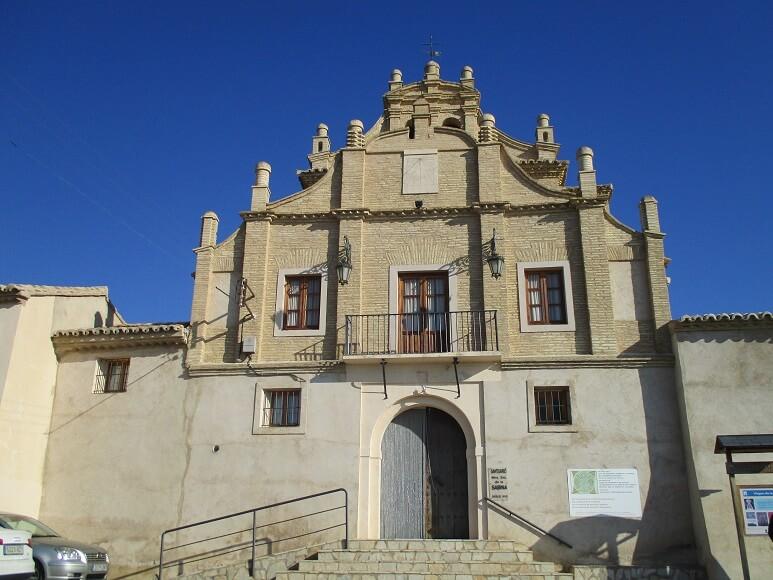 Farlete. Ermita Nuestra Señora de la Sabina