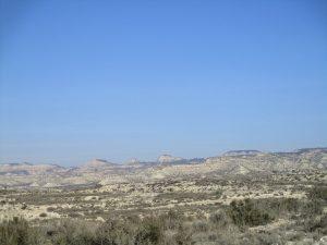 Camino de San Caprasio. Paisajes monegrinos