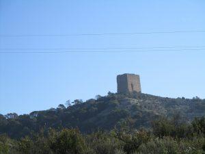 La Torraza (siglo XIII). Subiendo a San Caprasio