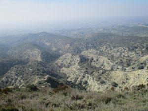 Paisaje desde San Caprasio