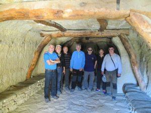 San Caprasio. En la cueva-ermita