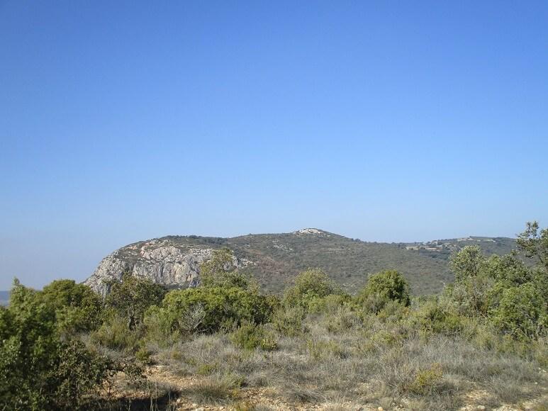 Peña del Migdía. Pico Pasteras