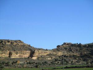 Tramaced. Ermita El Puyal